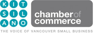 Kitsilano Chamber of Commerce Logo